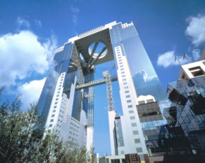 Umeda Sky Building Where to Go Osaka