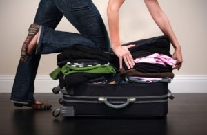 What How to Pack for a Month