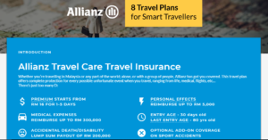 Young Adult Orphan Allianz Travel