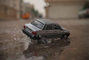 Action Taken If Car Is Trapped In A Flash Flood