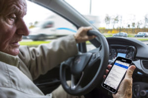 Causes Of Car Accidents in Malaysia As Distracted Drivers