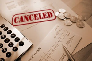 AXA Travel Insurance - Canceled