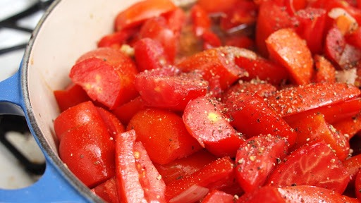 Cancer - Cooked Tomatoes
