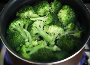 Constipation - Broccoli