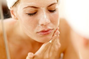 How To Get Clear Skin - Be Gentle On Your Skin