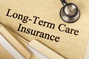 Insurance Policy - Long Term Care Insurance