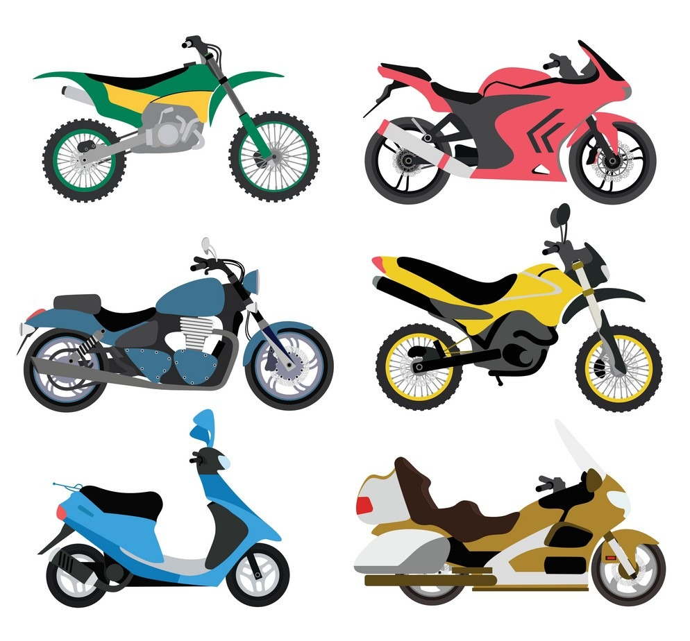 type of motorcycle